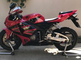Raridade! Vendo Moto Honda Cbr 600 Rr 2005 Impecável! - 2005