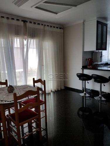 Sobrado Com 4 Dormitórios À Venda, 319 M² Por R$ 965.000,00 - Vila Progresso - Santo André/sp - So1777
