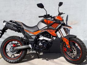 Jawa Tekken 250 Naked Motoroma 12 Ctas De $ 8280