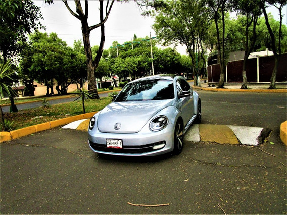 Beetle Sport 2015 Con Solo 42 Mil Km Impecable