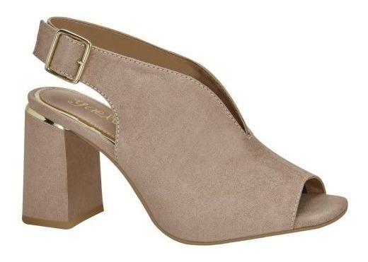Sandalia Dama Yaeli Fashion 9 Cm 872583 Zapatilla Sn