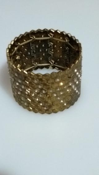 Bracelete Feminino Verde (semi Jóia)