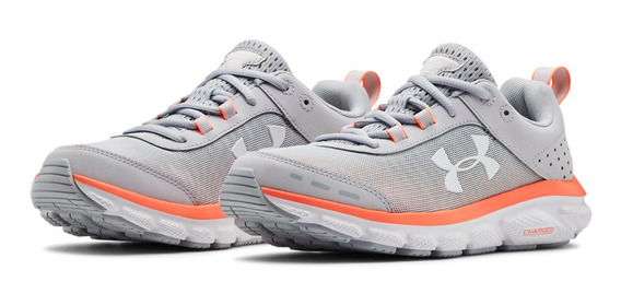 Tenis Under Armour Charged Assert 8 Para Mujer
