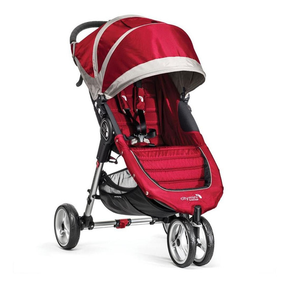 Carriola City Mini Crimson