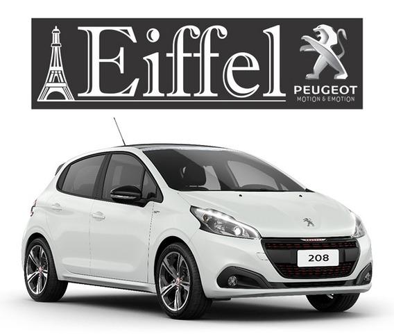 Peugeot 208 Gt 1.6 Thp 165cv 5p 0 Km 6ta. Oportunidad