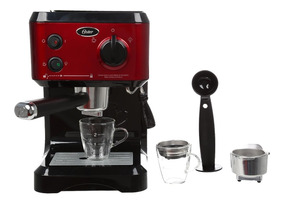 Cafetera Oster® Espresso Y Capuchino 19 Bares