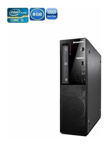 Cpu Desktop Lenovo E73 I5 4gb 500hd