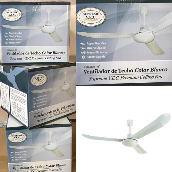 Vec Ventilador De Techo Industrial Pack De 3 Supreme Vec 961