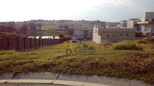 Terreno À Venda, 486 M² Por R$ 530.000,00 - Swiss Park - Campinas/sp - Te3839