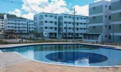 Apartamento Com 2 Dorms, Inhamã, Igarassu - R$ 109 Mil, Cod: Lnr33 - Vlnr33
