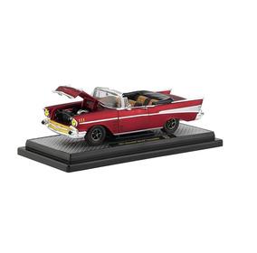 Miniatura Chevrolet Bel Air 1957 1:24 M2machines