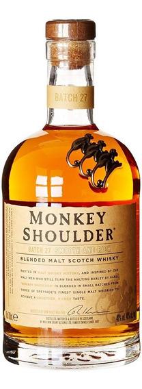 Whisky Monkey Shoulder Botella 700 Ml