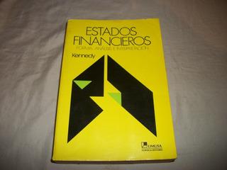 Libro Estados Financieros Por Rd Kennedy Y Sv Mamuller