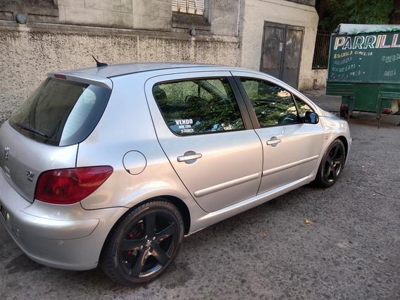Peugeot 307 2.0 Xs Hdi Premium Cu 2005