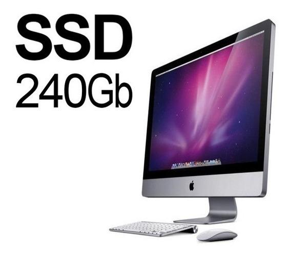 Ssd 240gb Para iMac 21 2008 A 2011 - Instalação Incluso
