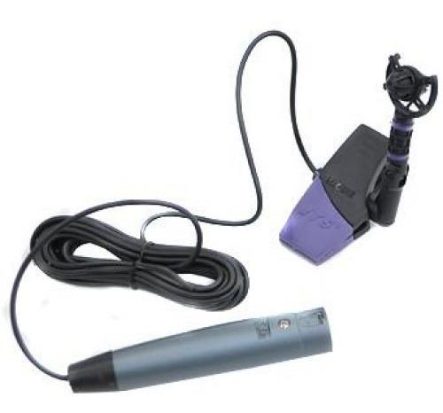 Microfone Jts Cx 506 P/ Bateria Percussão Cajon Caixa Tom