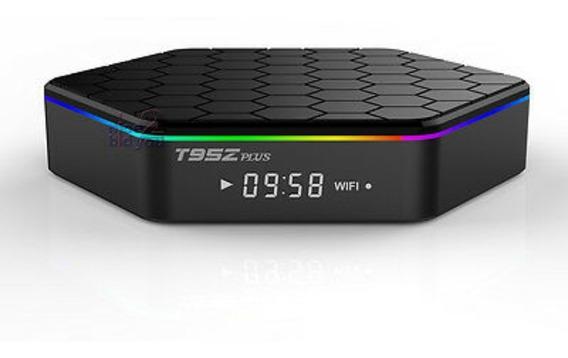 T95z Plus Transforma Sua Tv Em Smartv 4 Gb De Ram/64 Gb Rom