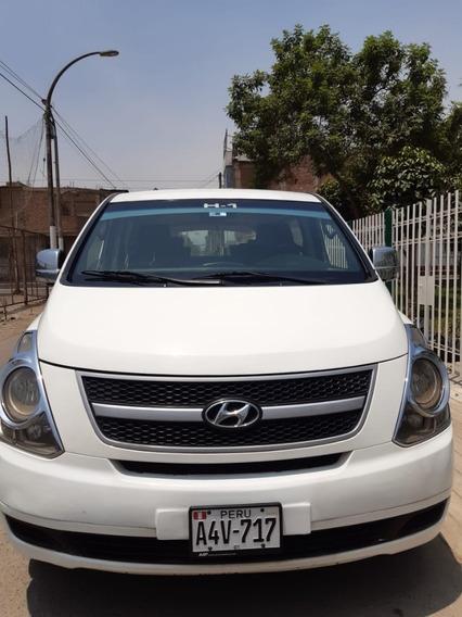 Hyundai H1 Petrolero, Turbo Intercooler, Uso Particular