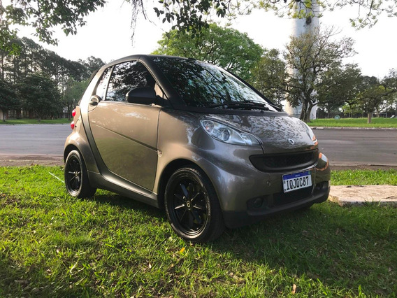 Smart Fortwo Cabrio 451 Passion Turbo 1.0 Aut 84hp Sist Som
