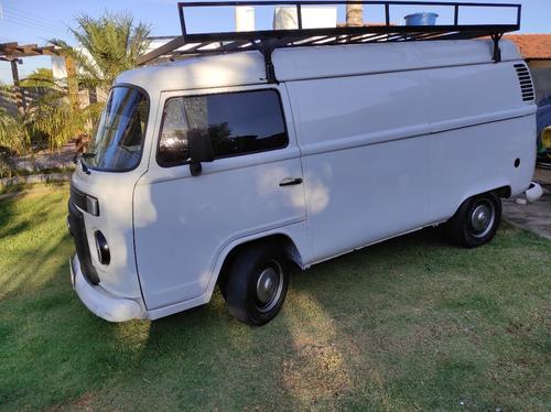 Volkswagen Kombi Furgão 2011 Top Com Manual Proprietário