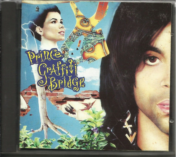 Cd Prince Music From Graffiti Bridge Ed. Alemã