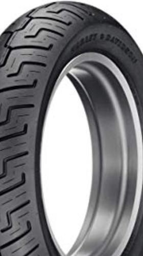 Cubierta Dunlop D402 Mh90-21 Made In Usa