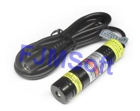 Modulo Laser Linha Vermelho 100mw 5v Alinhamento Torno Fresa