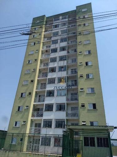 Apartamento Com 2 Dormitórios À Venda, 48 M² Por R$ 210.000,00 - Bonsucesso - Guarulhos/sp - Ap16307