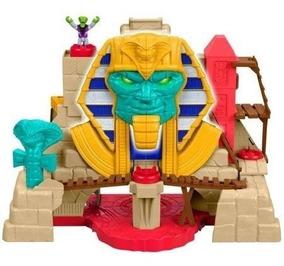 Fisher Imaginext Greve Pirâmide Serpente Playset