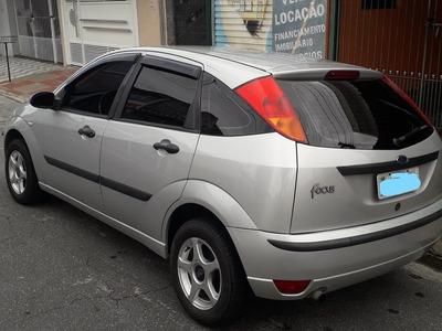 Ford Focus 1.6 2005 Prata/ Revisado / Baixo Km Imperdivel !!
