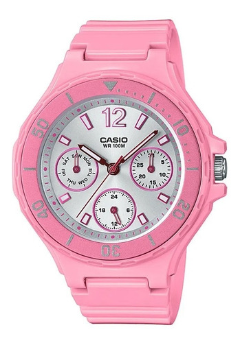Reloj Mujer Casio Lrw-250h-4a3 Negro Análogo / Lhua Store