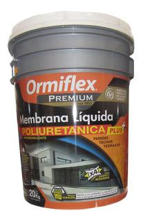 Ormiflex Membrana Líquida Poliuretanica X 20 Kg.