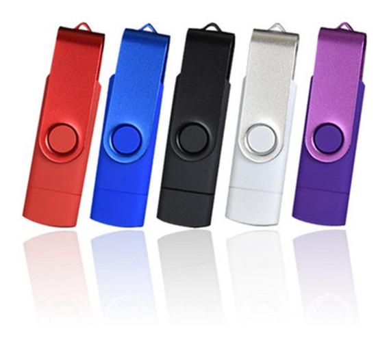 Otg 128 Gb Micro Usb 3.0 Flash Pen Drive Memria Thumb U Dis