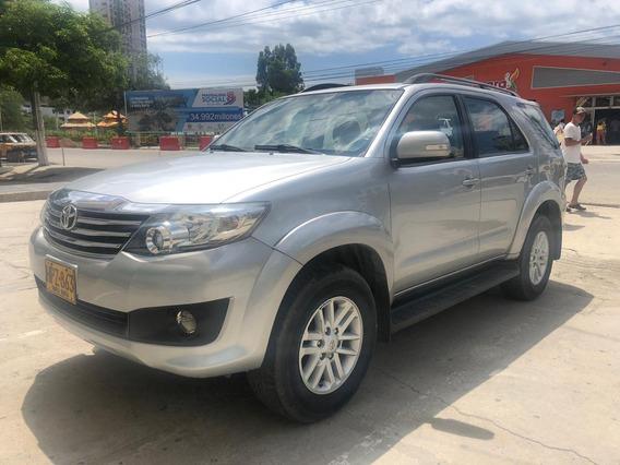 Toyota Fortuner At 2700 Cc