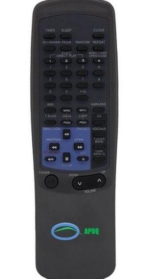 Controle Remoto Som Aiwa Cx-ns303 Nsx 5250 Nsx-s305 Nsx-sz71