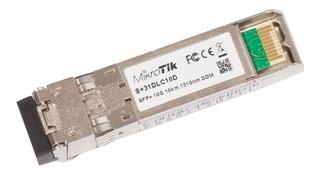 Modulo Mikrotik Sfp S+31dlc10d 10km Sm Duplex C/nfe