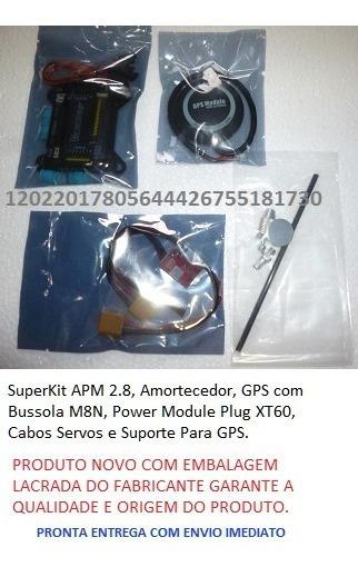 Amp 2.8 Gps M8n Power Module Plug Xt60 Suporte Gps