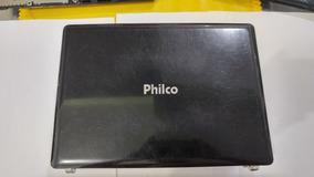 Carcaça Completa Notebook Philco Phn 1412b Original Cod.239