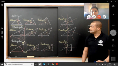 Aulas De Matemática E Desenho Geométrico
