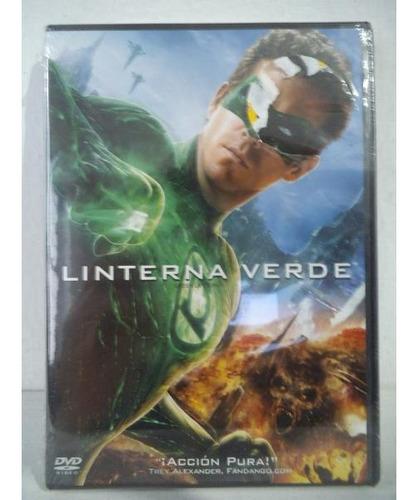 Linterna Verde Green Lantern Dvd