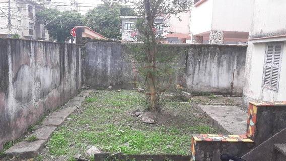 Terreno À Venda, 310 M² Por R$ 943.000 - Embaré - Santos/sp - Te0198