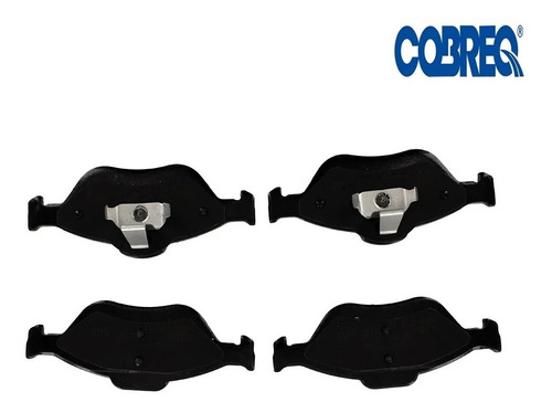 Pastillas De Freno Cobreq Ford Ecosport 1.4 -1 .6-2.0 /2012