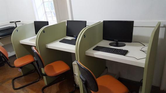 Móveis Premium Escritório: Baias P/ Computadores E Mesas