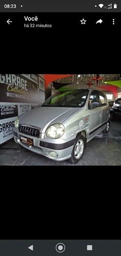 Hyundai Atos 2001 1.0 Prime Gls 5p