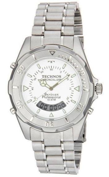 Relógio Technos Masculino Skydiver T20557/3b