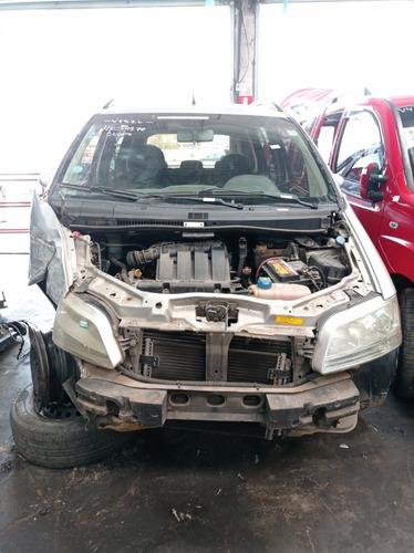 Imagem 1 de 9 de Sucata Idea Elx 2008 1.4 8v Motor, Câmbio, Lataria E Peças