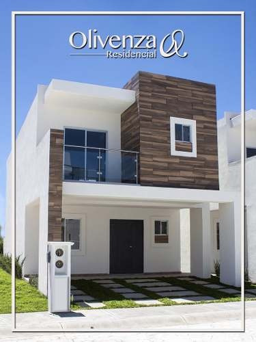 Casa Residencial Minimalista En Zona Comercial Pachuca