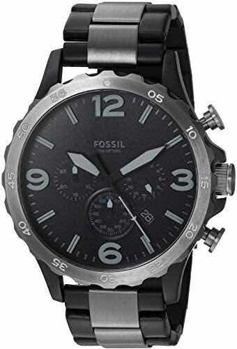 Relógio Fóssil Nate Chronograph Jr1527