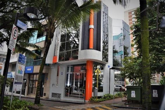 Prédio Comercial Para Locação Com 232 Metros No Centro Comercial De Alphaville - Sa00047 - 34376396
