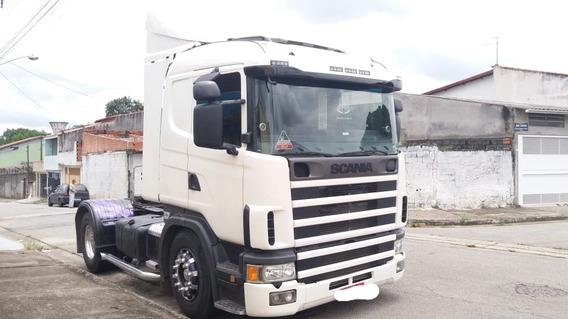 Scania R124 Ga4x2 Nz420 Toco,somente Venda!!!!
